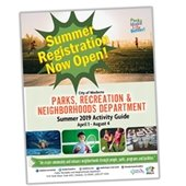 Parks Activity Guide Image