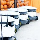image save mart delivery robots