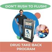 Drug Take-Back Program logo