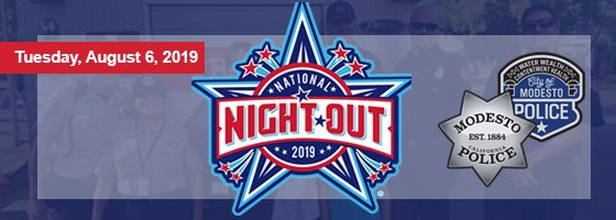 national night out logo
