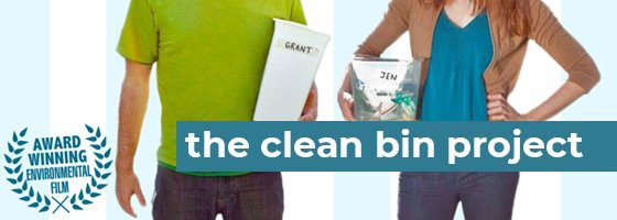 the clean bin project movie graphic