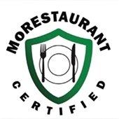 Modesto Restaurant Certified Logo