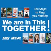 max we are in this together graphic