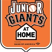 Junior Giants at Home