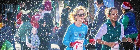 spirit of giving runners