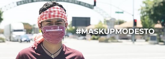 man wearing mask to prevent Covid-19