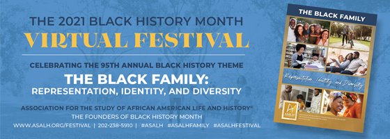 Image of black history month theme