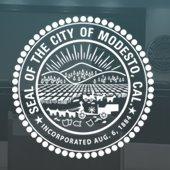 city of modesto city seal logo