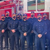 image fire fighter recruits
