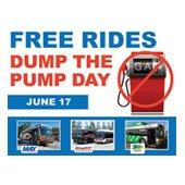 Free Rides July logo