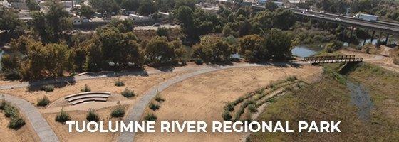 image of tuolumne river regional park
