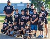 Junior Giants Team Picture