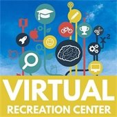 Virtual Recreation Center Graphic