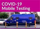 COVID-19 Mobile Testing