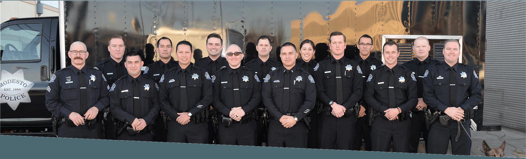 Police Department | Modesto, CA