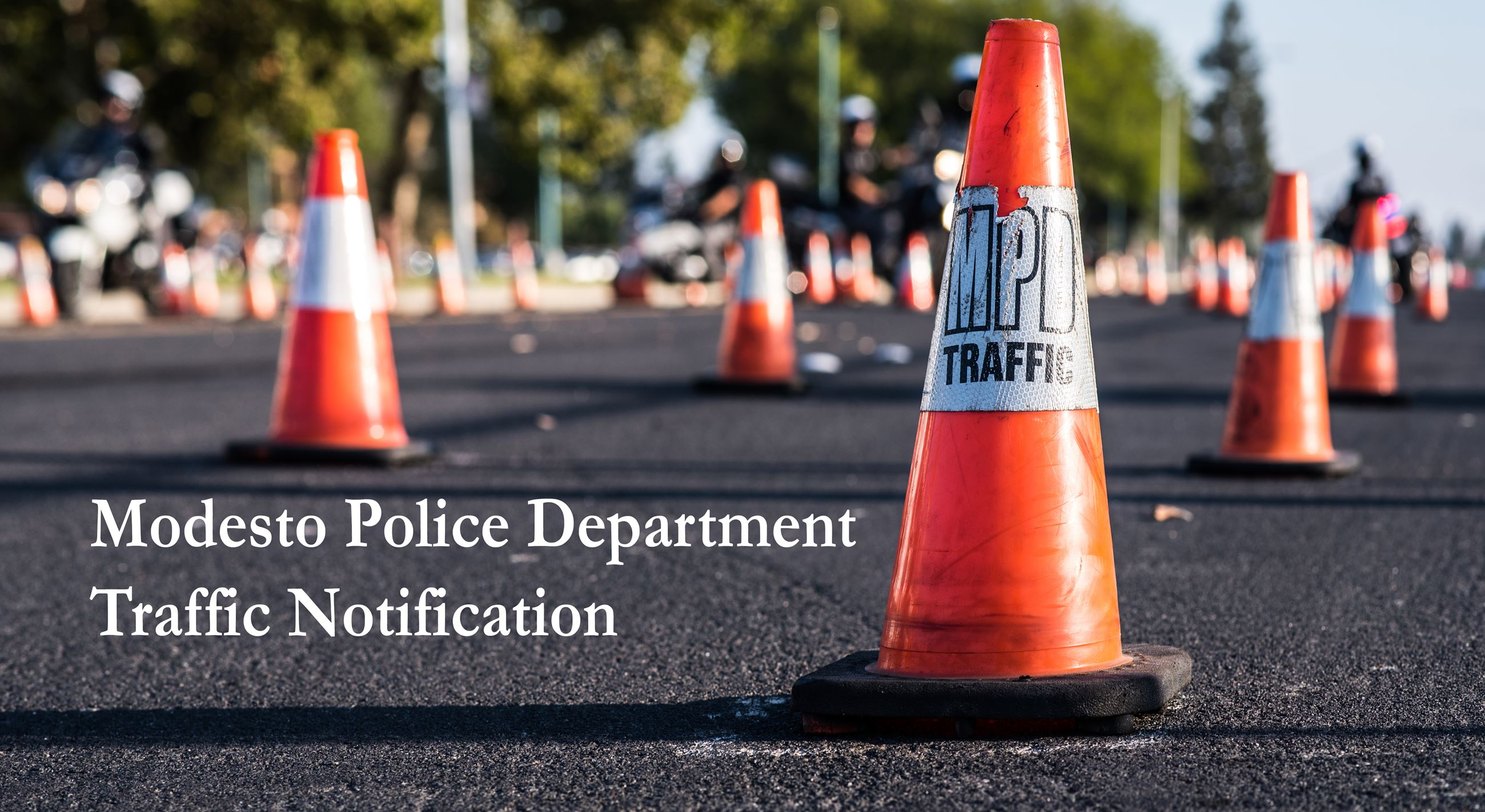 MPD Traffic Notification