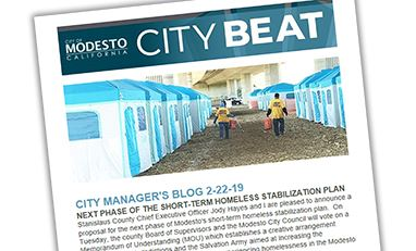 City Beat-march