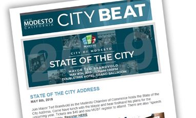 May City Beat Cover Graphic