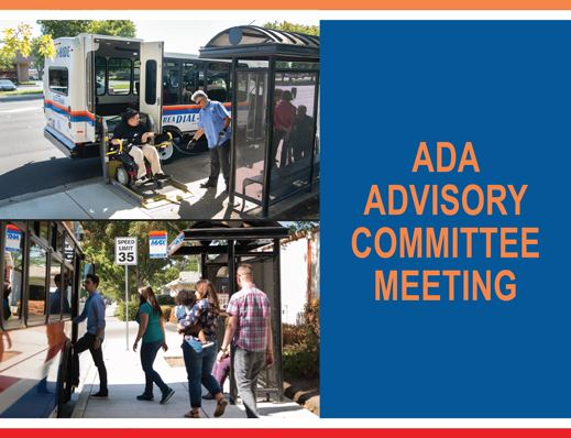 ADA Advisory Committee Meeting on May 30