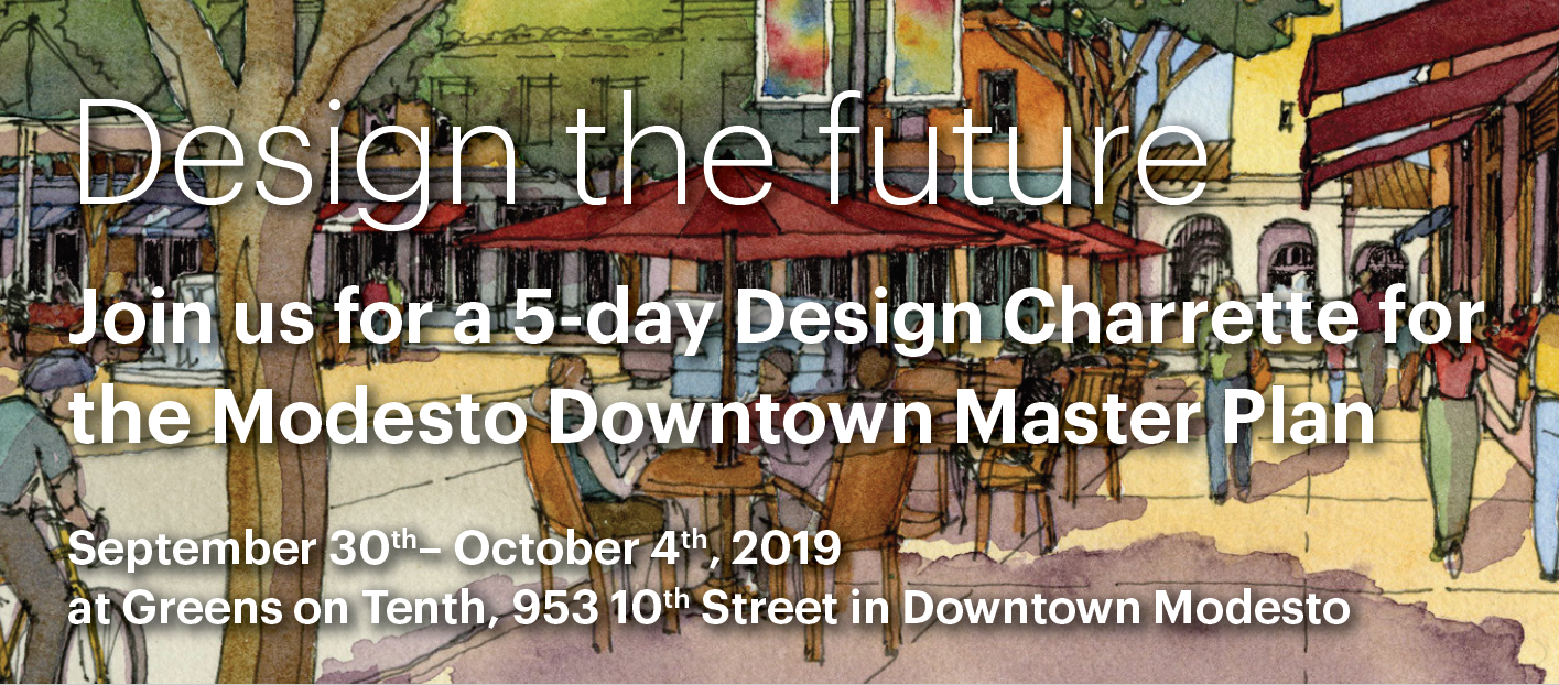 Downtown Master Plan Design Charrette, September 30 through October 4
