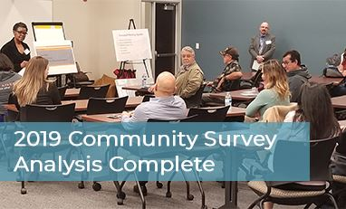 Public Outreach for Community Survey and Strategic Plan