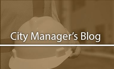 City Manager Blog November 13, 2019