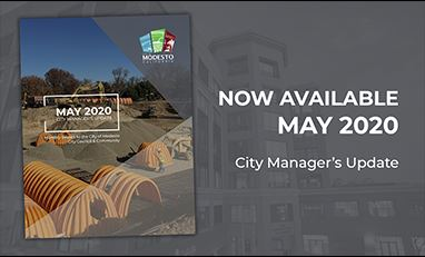 City Manager's Report Cover Graphic