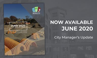 June City Manager's Report Cover