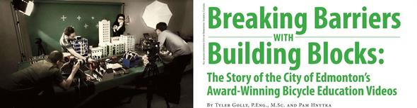 Breaking Barriers With Building Blocks Cover