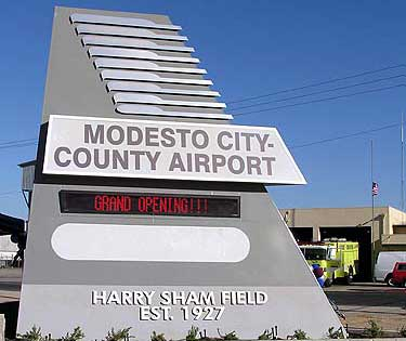 Modesto City-County Airport