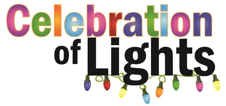 Celebration of Lights Logo
