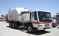 Bertolotti Disposal Truck