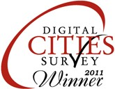 Digital Cities Survey Winner 2011
