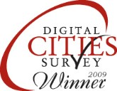 Digital Cities Survey Winner 2009