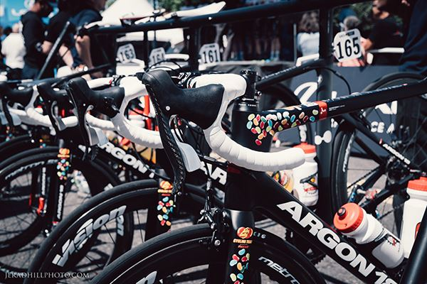 Argon Bikes Jelly Belly Sponsor