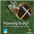 Planning To Dig Call 811 Image