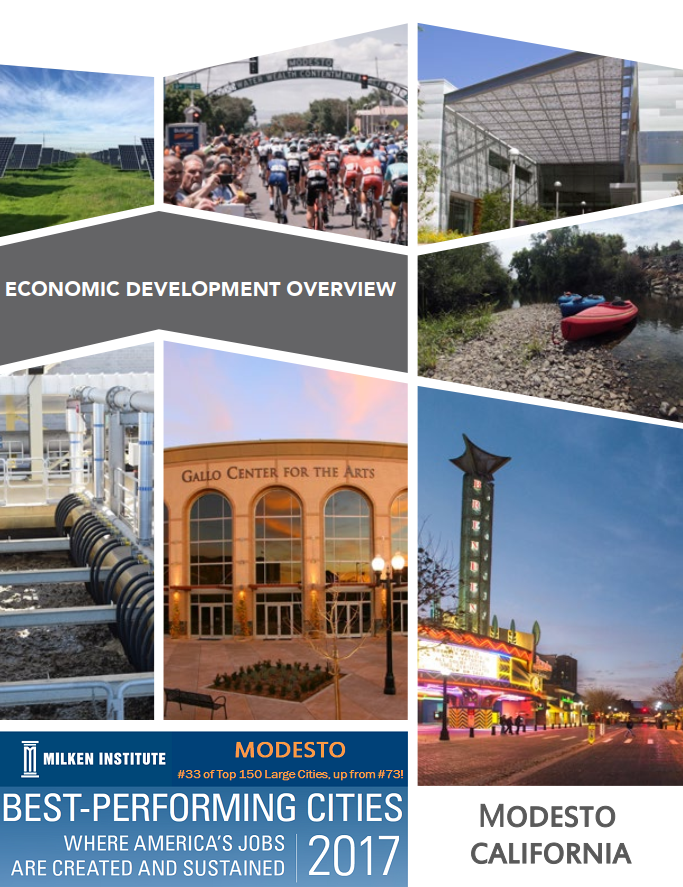Community and Economic Development Overview Brochure
