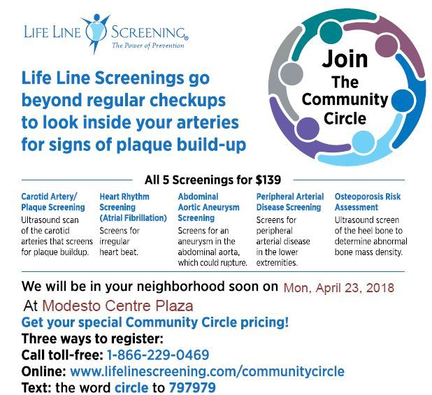 Lifeline Screening 2018