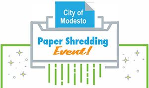 annual paper shred event