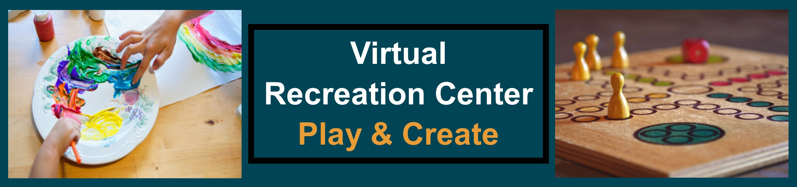Virtual Recreation Play and Create