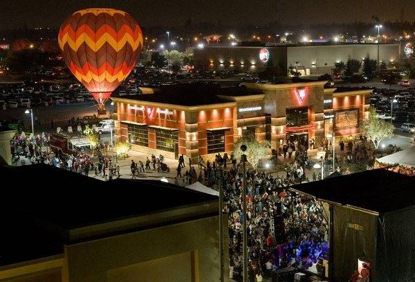Vintage Faire Mall Aerial