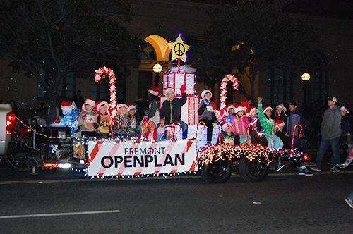 Modesto Christmas Parade 2020 Celebration of Lights Downtown Extravaganza | Modesto, CA
