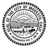 Seal of the City of Modesto