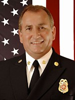 Chief Randall K. Bradley, Modesto Regional Fire Authority, July 16, 2013 - April 16, 2014