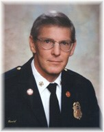 Chief Doug Hannink, October 4, 1997 - July 4, 2002