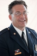 Chief Michael Kraus, July 6, 2010 - April 23, 2012