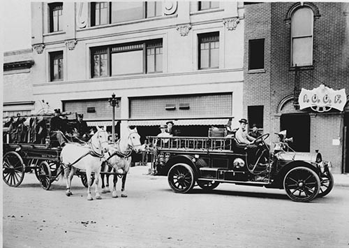 Historic Fire Department 77