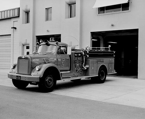 Historic Fire Department 93