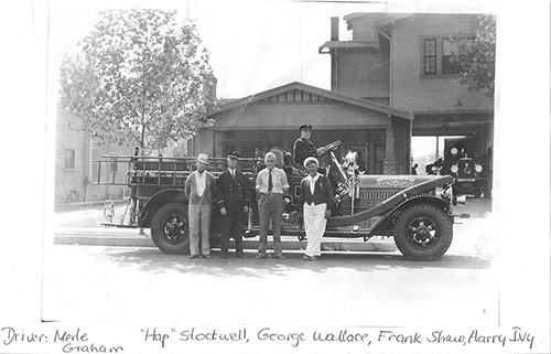 Historic Fire Department 114