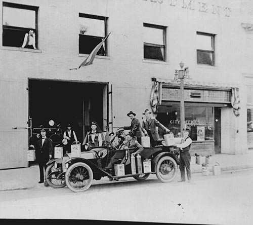 Historic Fire Department 138